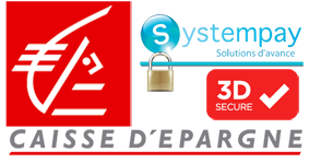 Logo Systempay Caisse d'épargne